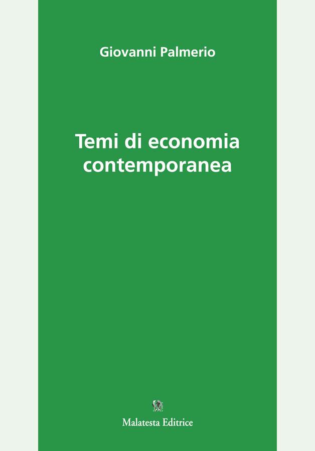 Temi di economia contemporanea